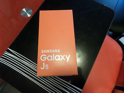 samsung galaxy J5 8gb 4g lte BRAND NEW IN BOX SEALED