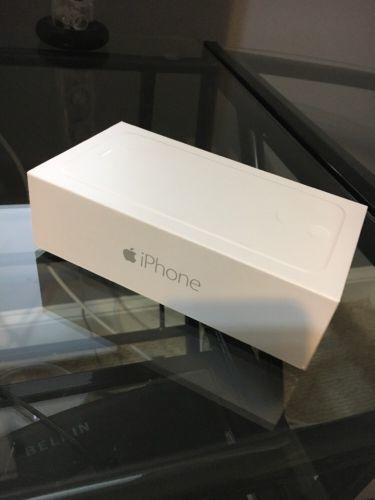 Apple iPhone 6 128GB AT+T Space Grey White Brand New!