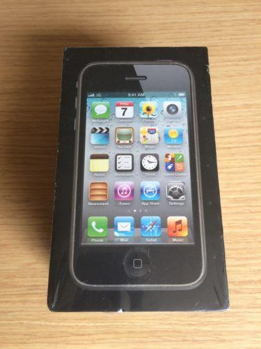 New Apple iPhone 3gs 8gb - Black
