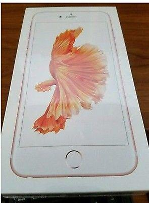Apple iPhone 6 Plus - 16GB - Rose Gold (Factory Unlocked) Smartphone
