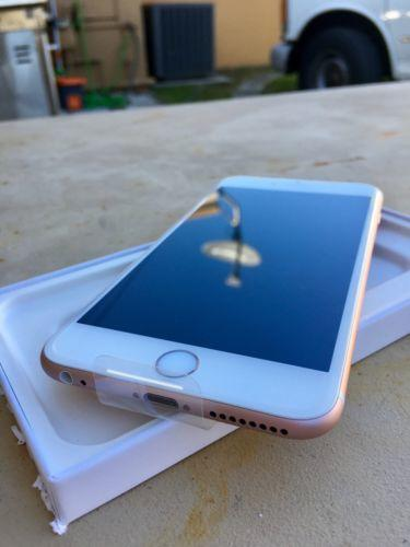 Apple Iphone 6s Plus Latest Model 64gb Rose Gold At T