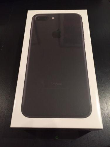 IPhone 7 Plus 128 GB - Matte Black - Verizon (Unlocked)