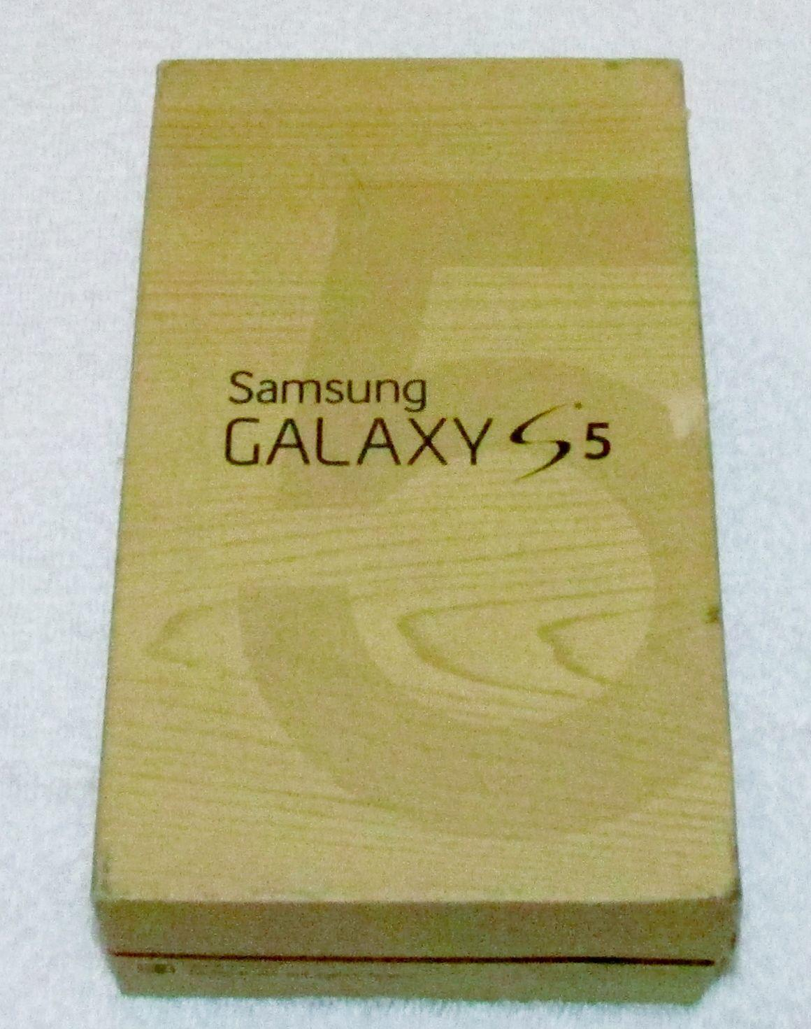 Samsung Galaxy S5 SM-G900V - 16GB White (Verizon) NEW