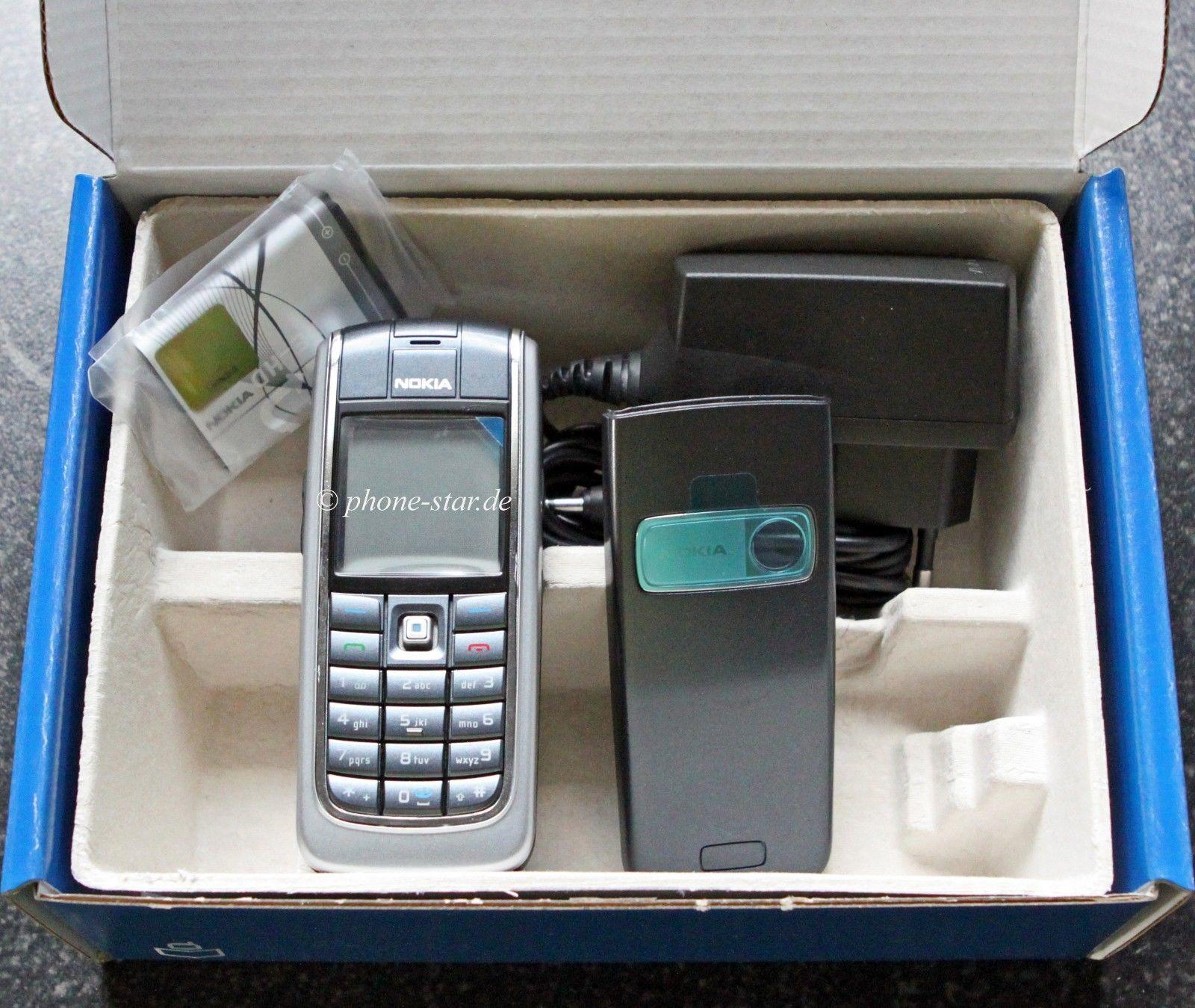 ORIGINAL NOKIA 6020 RM-30 BUSINESS HANDY MOBILE PHONE WAP GPRS SWAP NEU NEW BOX