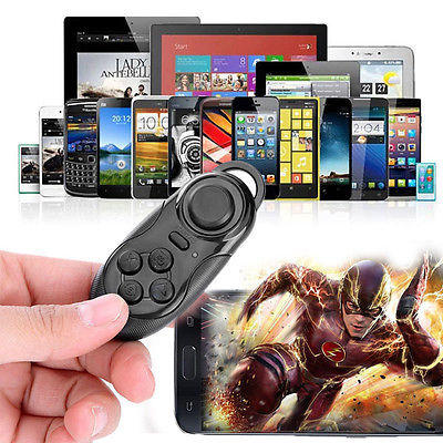Bluetooth VR Remote Controller Gamepad For Samsung Galaxy Note7 S7 PC iOS  Phone