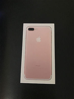 Apple iPhone 7 Plus (Latest Model) - 128GB - Rose Gold (Unlocked) Smartphone