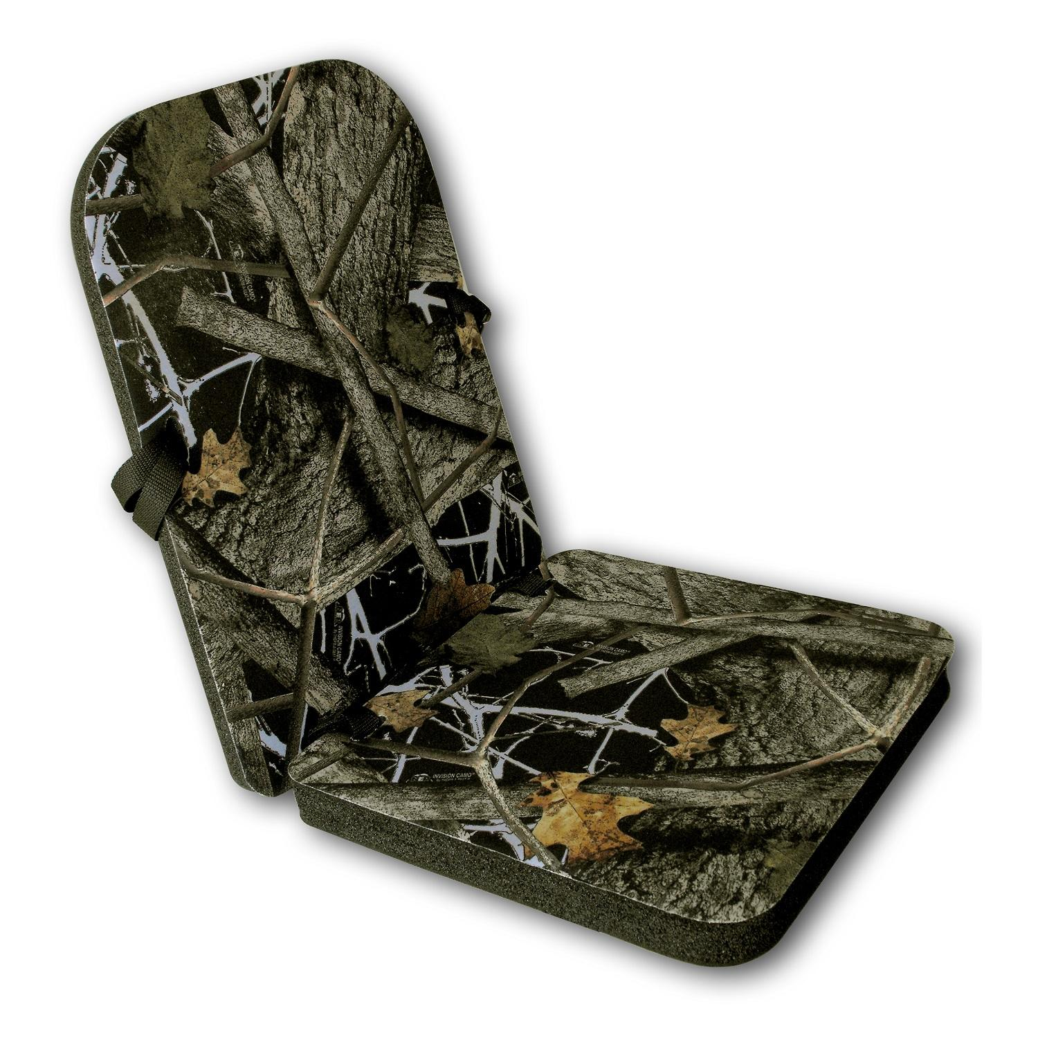 Therm A Seat Traditional Folding 1 5in Seat Invision Camo