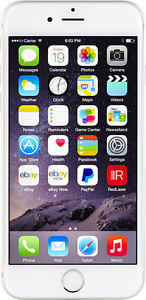 Apple iPhone 6 - 16GB - Silver (EE) Smartphone