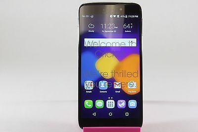 ALCATEL ONETOUCH Idol 3 6045 - 16GB - Black (Cricket) Smartphone