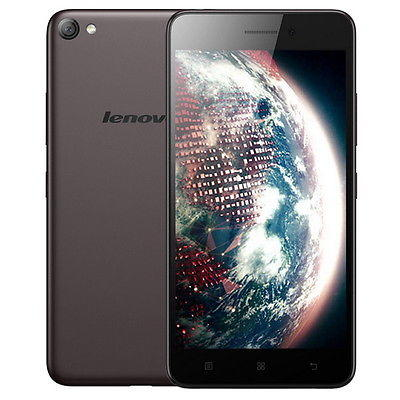 "LENOVO S60W 8GB + TF card 32GB 4G LTE  5.0"" IPS HD Android 4.4 GPS USB BLACK"