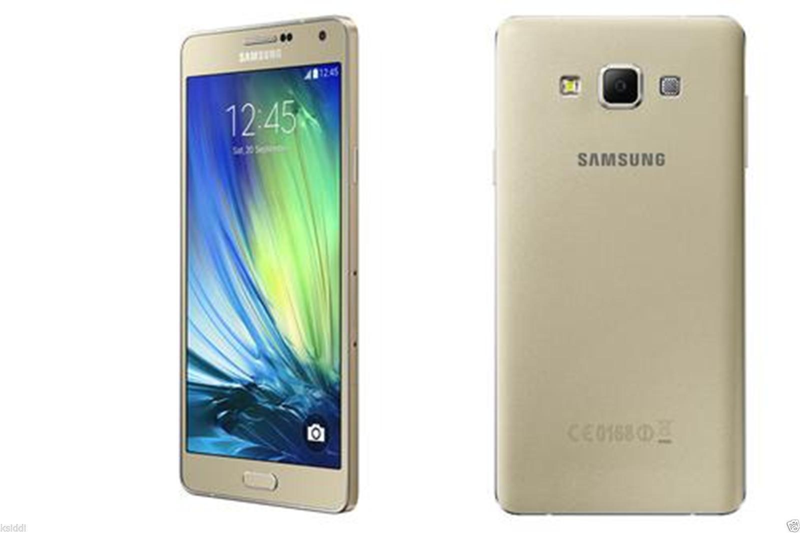 Samsung Galaxy A7 A7000 Duos GOLD 16GB Dual Sim LTE Factory UNLOCKED
