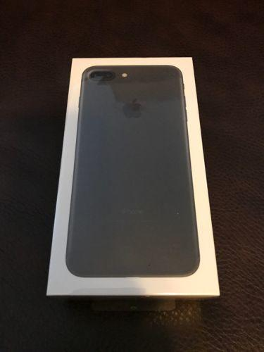 Apple iPhone 7 Plus (Latest Model) - 128GB - Black (Unlocked) Smartphone (CA)